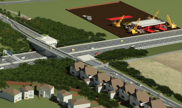 Highways Magazine Southampton Braces For Disruption As 19m